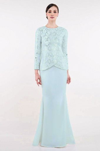 Tamara Brides In Mint Green